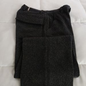 Tommy Jeans wool pants.